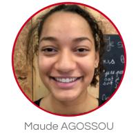 AGOSSOU Maude