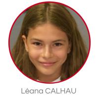 CALHAU Léana