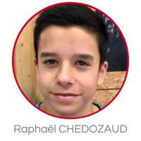 CHEDOZAUD Rapahaël