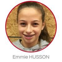 HUSSON Emmie