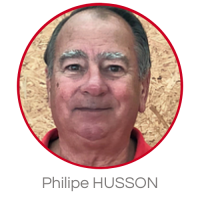 HUSSON Philippe