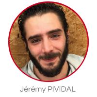 PIVIDAL Jérémy
